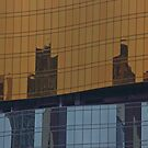 Daytime Reflections of Macau # 4 by Elisabeth Thorn