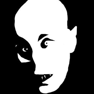 Nosferatu by jlbeattys