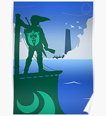 Zelda - The Wind Waker Poster