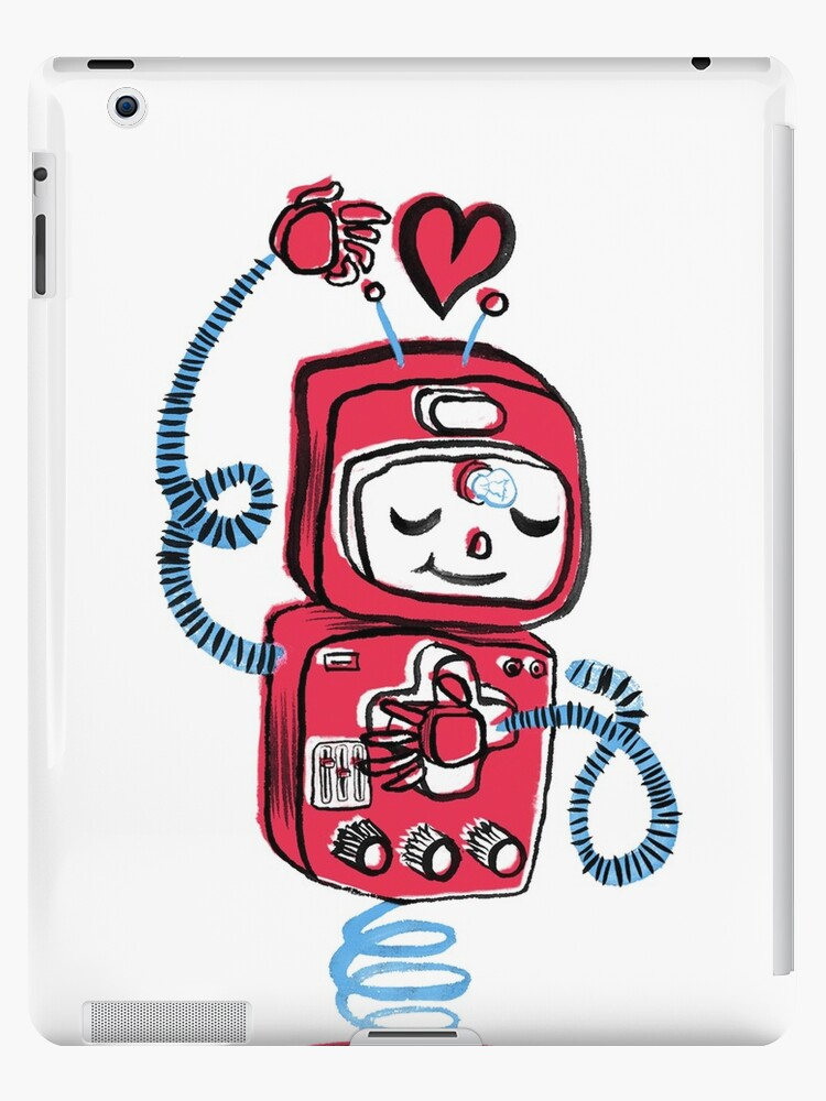 Red Robot by Charlie Pringle