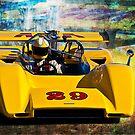 1971 McLaren M8E Can-Am by Stuart Row