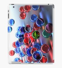 Marbles in Motion iPad Case/Skin