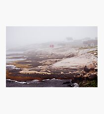 Seaside Community Photographic Print
