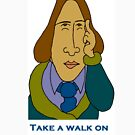 Oscar Wilde - Take A Walk On The Wilde Side - Let's Rock Randy Writers Range by letsrock