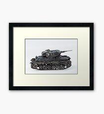 Micro Panzer Framed Print