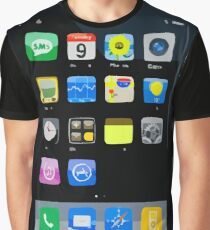 Apps & Icons Graphic T-Shirt