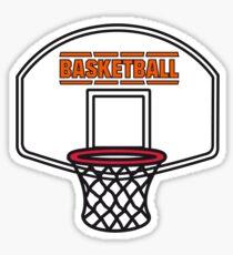 Basketball sports basket Sticker