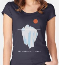 Iceberg Women's Fitted Scoop T-Shirt