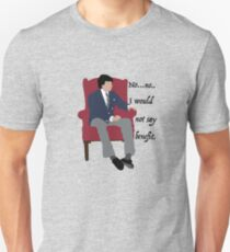 I wouldn't say benefit.  T-Shirt