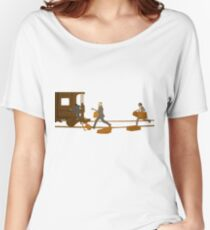 Train Women's Relaxed Fit T-Shirt