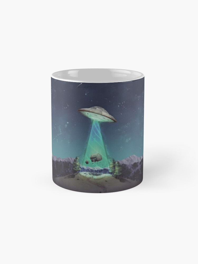 Alternate view of Abducted Mugs