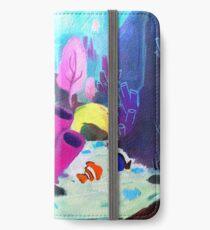 Zuhause iPhone Flip-Case/Hülle/Skin