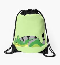 Aro Purride Drawstring Bag