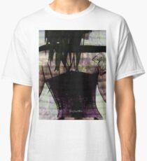 Woman In Corset Classic T-Shirt