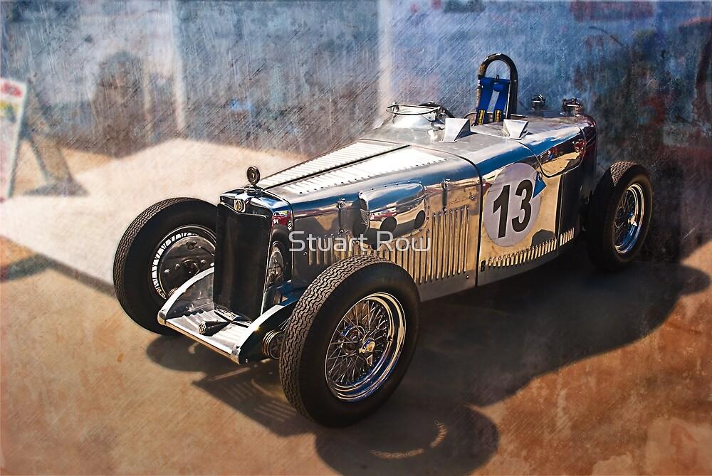 MG L Type by Stuart Row