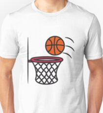 Basketball basket T-Shirt