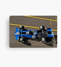 Formula 5000 McRae GM1 Canvas Print