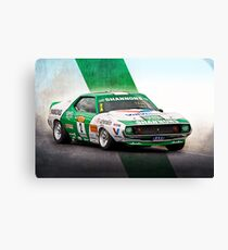 Jim Richards AMC Javelin Canvas Print