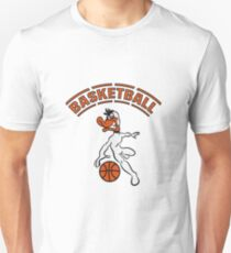 Basketball warriors player ball sports T-Shirt