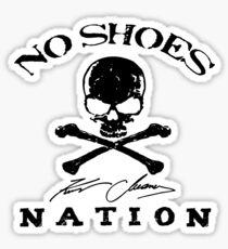 KENNY CHESNEY NO SHOES NATION 2016 Sticker