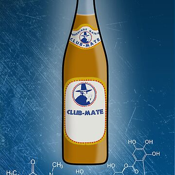 Club Mate by craftwerker