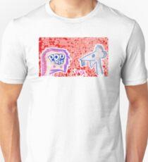 """Bird and Rat"" by Richard F. Yates T-Shirt"
