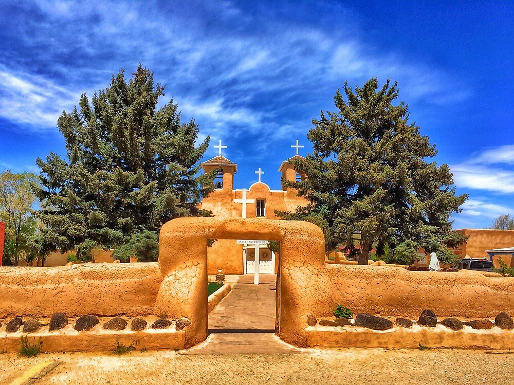 Taos, New Mexico by fauselr