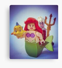 Merpeople Canvas Print
