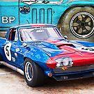 1965 Corvette Front by Stuart Row