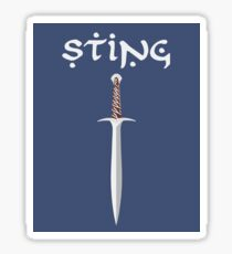 Sting Sticker
