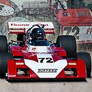 1972 Surtees TS9B#6 - Front View by Stuart Row