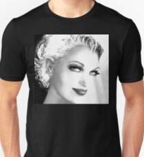 Black and White SMILE T-Shirt