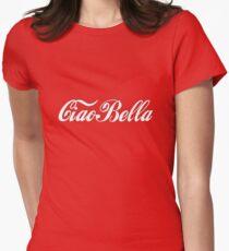 Camiseta entallada Ciao bella!