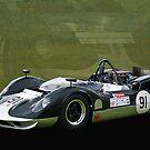 Can-Am McLaren M1B by Stuart Row