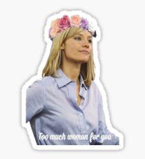 Charlotte King  Sticker