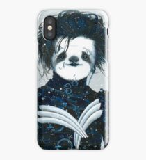 Edward Scissorsloth iPhone Case/Skin