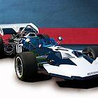 Surtees TS8 F5000 by Stuart Row