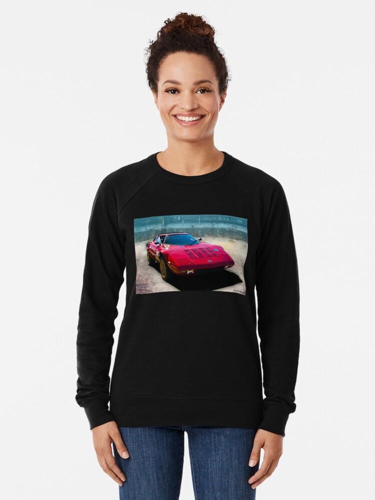 Alternate view of Lancia Stratos Lightweight Sweatshirt
