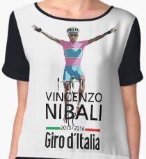 Vincenzo 2016 Clear Chiffon Top