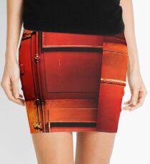 red door Mini Skirt
