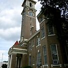 Monroe County Courthouse by WildestArt