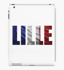 Lille. iPad Case/Skin