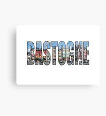 Bastogne Metal Print