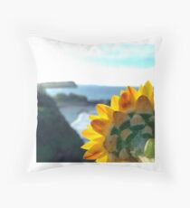 Shining Bright is the Point Throw Pillow