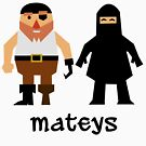 Mateys Merchandise by jphistudio