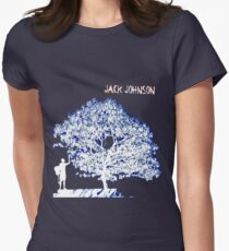 Jack Johnson Tee Women's Fitted T-Shirt