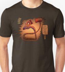 Self-Destructive Dog-Nosed Snake T-Shirt