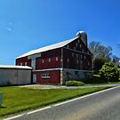 Roadside Barn by James Brotherton