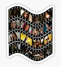 Eliza Dushku Buffy Wrong Turn Bring It On Dollhouse Sticker