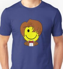 Happy Dr. Who Face Unisex T-Shirt
